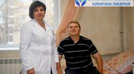 Пациент искренне благодарит специалистов инсультного центра ЗОКБ за свою сохраненную жизнь