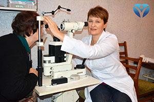 Фото 8_Благодаря консультациям специалистов у многих пациентов вовремя выявили и устранили проблемы со зрением