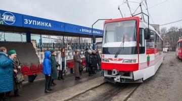 У Запоріжжі тимчасовозмінять рух трамваїв та маршруток