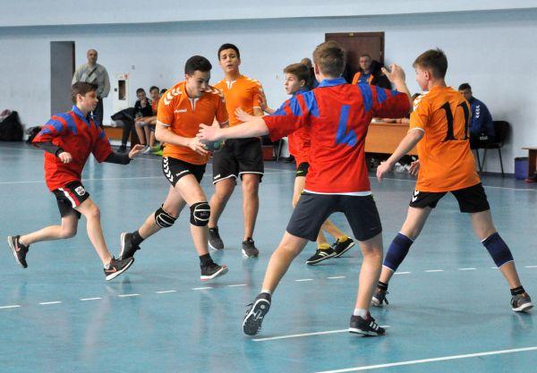 Гандбол турнир Резанова