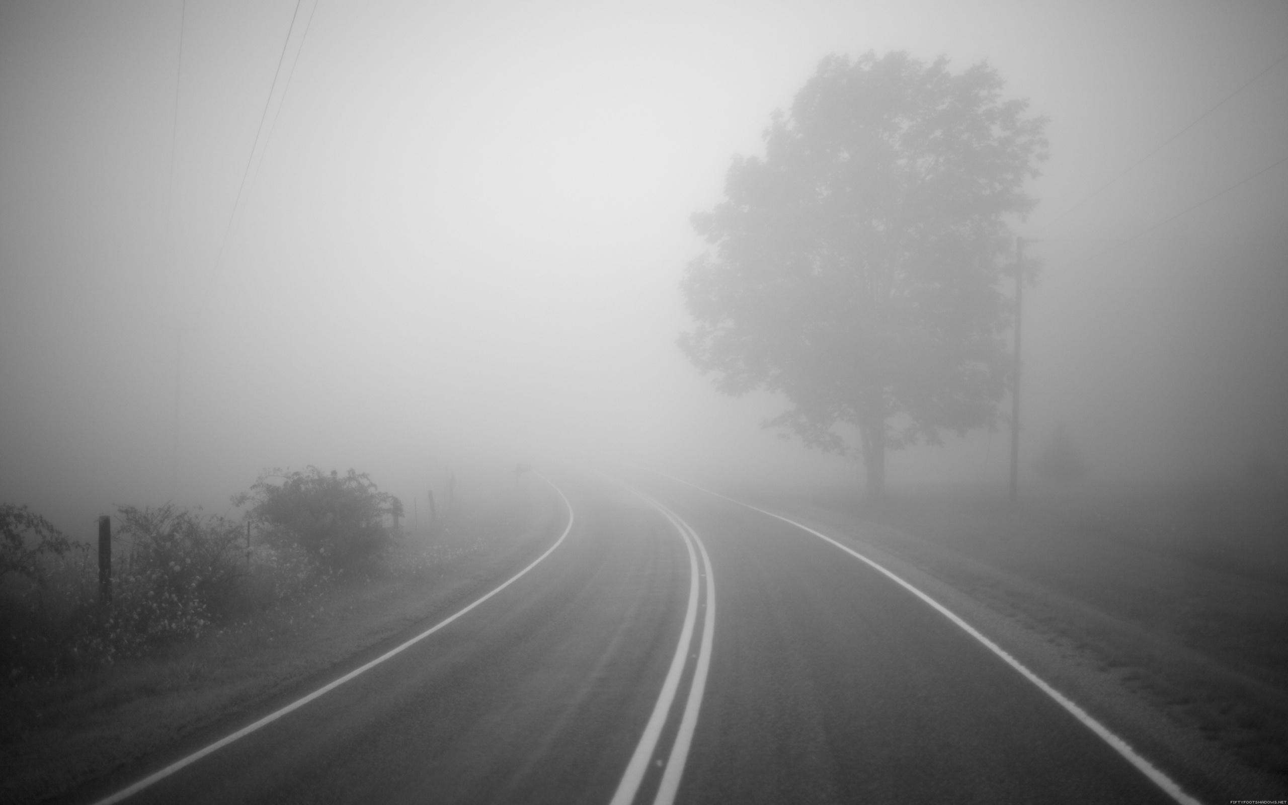 Туман на Запоріжжі: поради для тих, хто за кермом