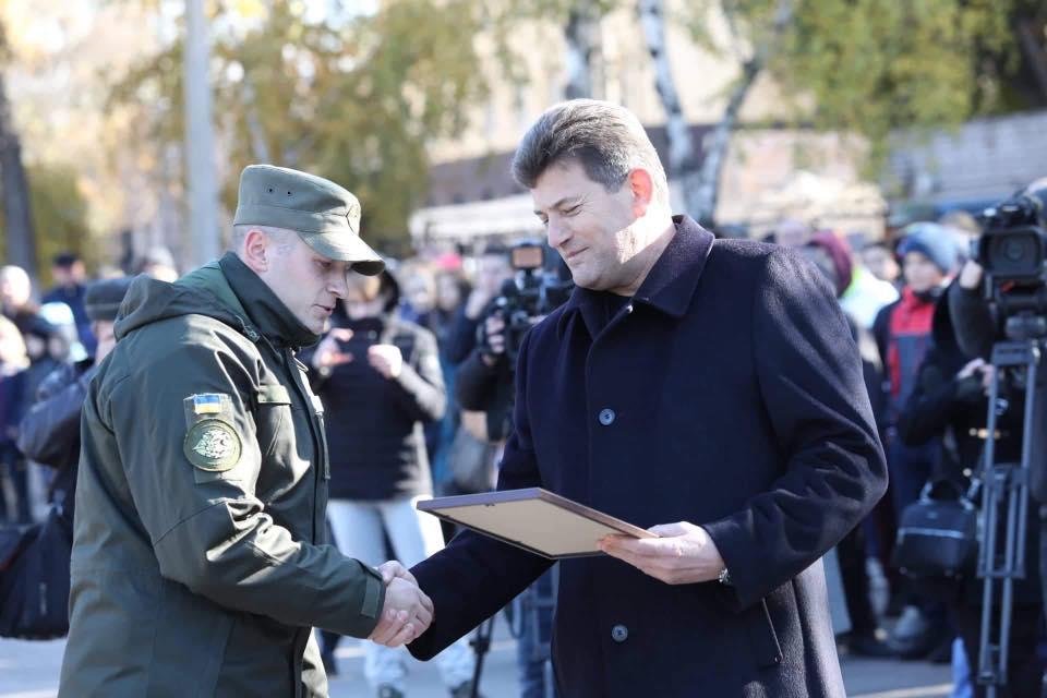 У Запоріжжі військовослужбовець отримає службове житло