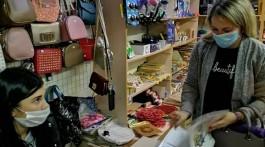 У Запоріжжі в магазинах та супермаркетах проводять карантинні перевірки