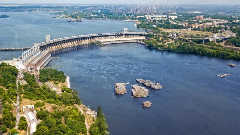 Днепровская ГЭС_1