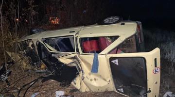 На Запоріжжі легковик з'їхав у кювет - загинули водій та 15 річна пасажирка