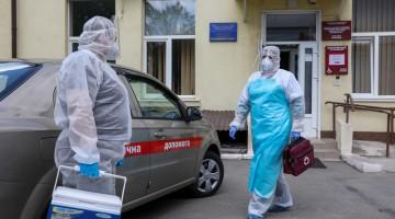 Медзаклади Запоріжжя отримали кисневі концентратори для лікування хворих на COVID-19 вдома