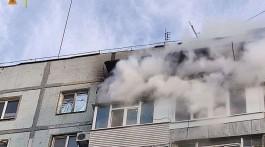 У Запоріжжі через пожежу вбагатоповерхівці евакуювали людей