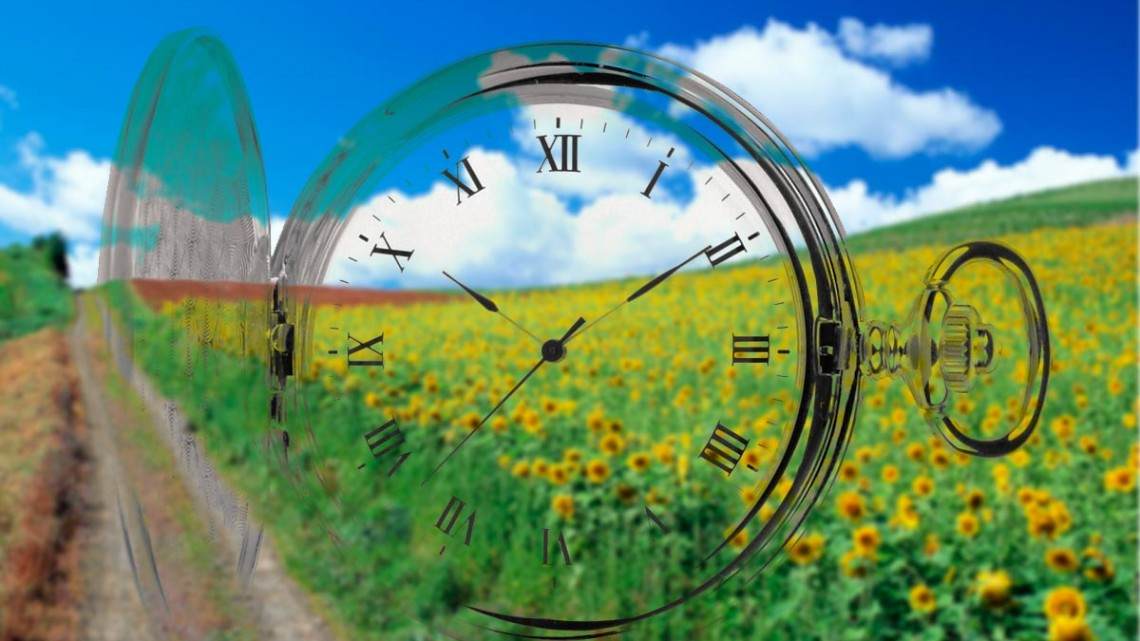 time(1)