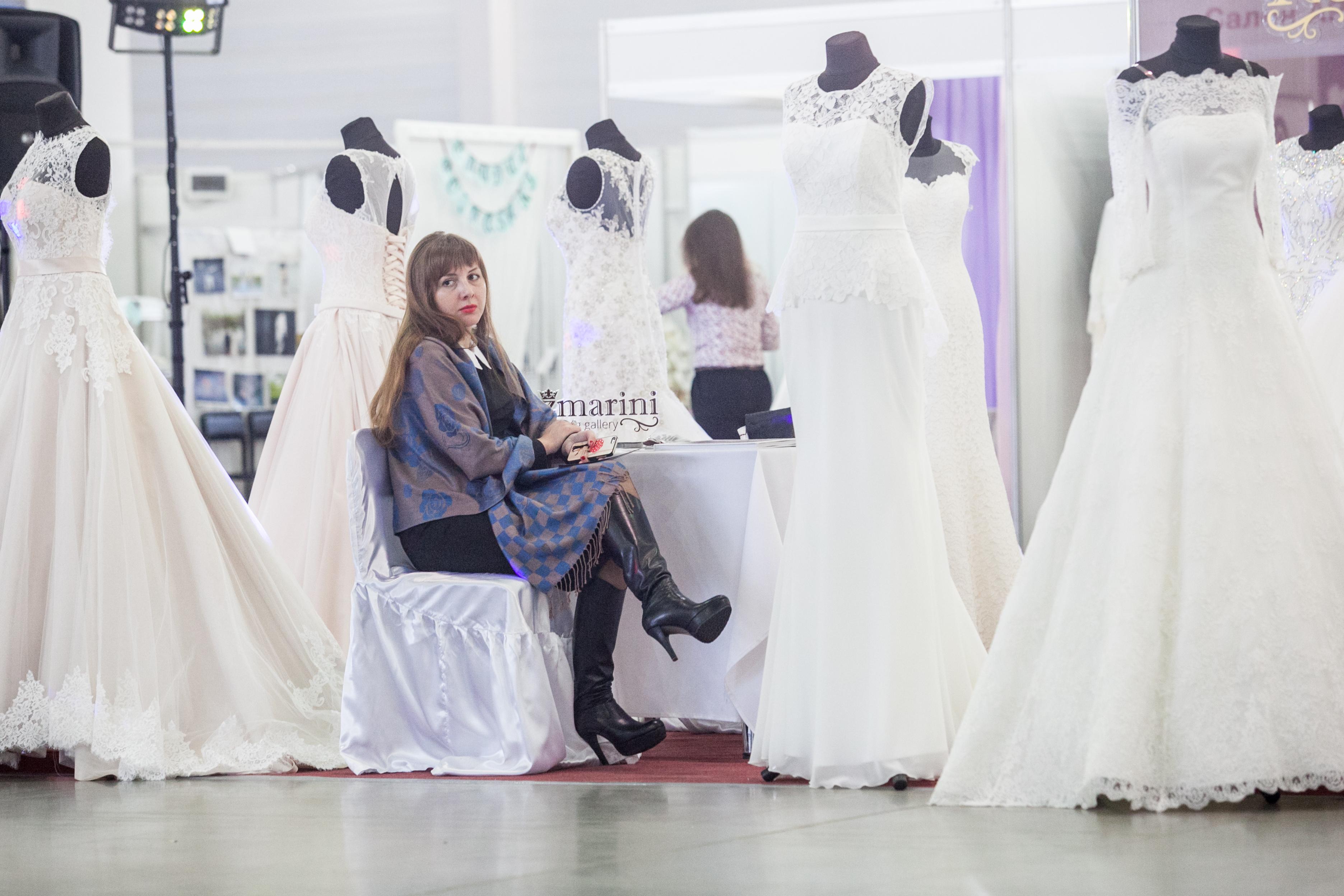 5984665474b4055 В Запорожье прошла выставка «Свадебный салон-2016»   Запорозька Січ