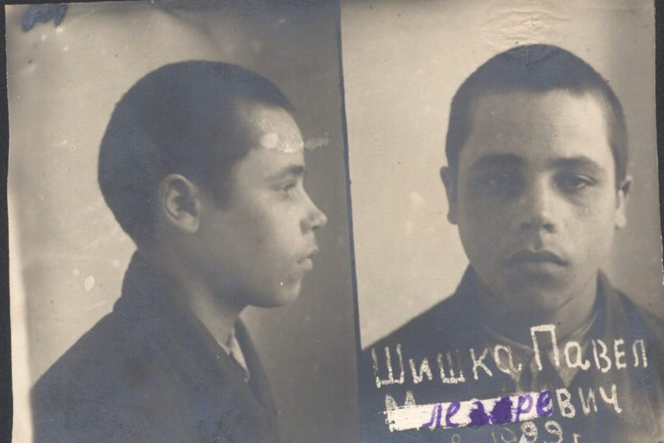 Павло Шишка, упівець з Гуляйполя
