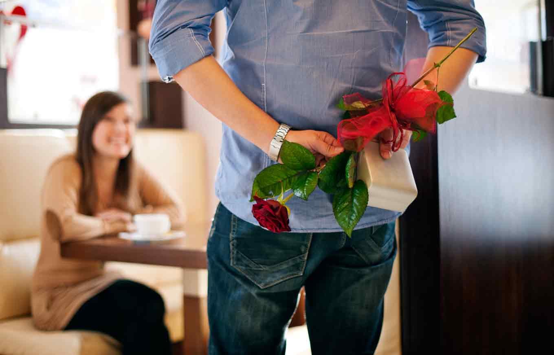 Подарок ему в день святого валентина 543