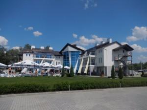 Яхт-клуб Корсар в Запорожье