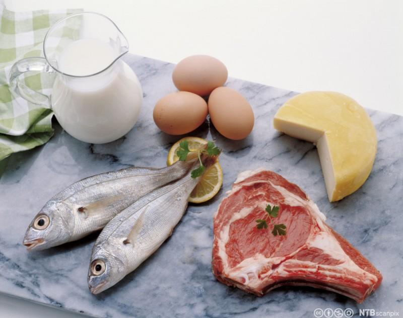мясо молоко рыба