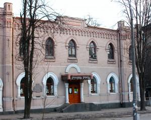 синагога портных