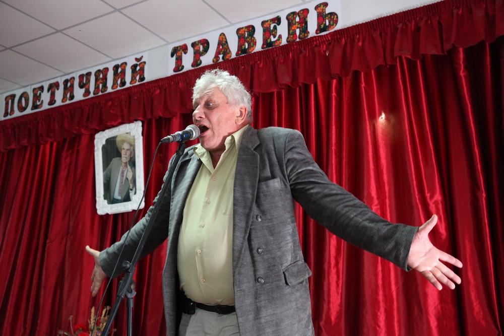 Поет-гуморист Микола Білокопитов