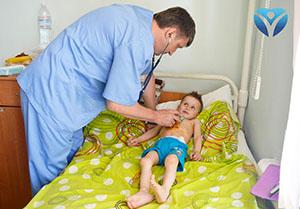 Фото 1 - В Запорожской облбольнице ежегодно оперируют более 70 малышей