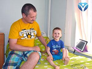 Фото 2 - Сердце маленького Никиты спасли в Запорожской облбольнице