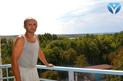 Фото 2_Спаечная болезнь напомнила о себе спустя двадцать лет после удаления аппендицита у запорожца Валерия Федоровича