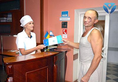 Фото 5_Пациент чувствует себя отлично перед выпиской и планирует скорее вернуться к любимой работе
