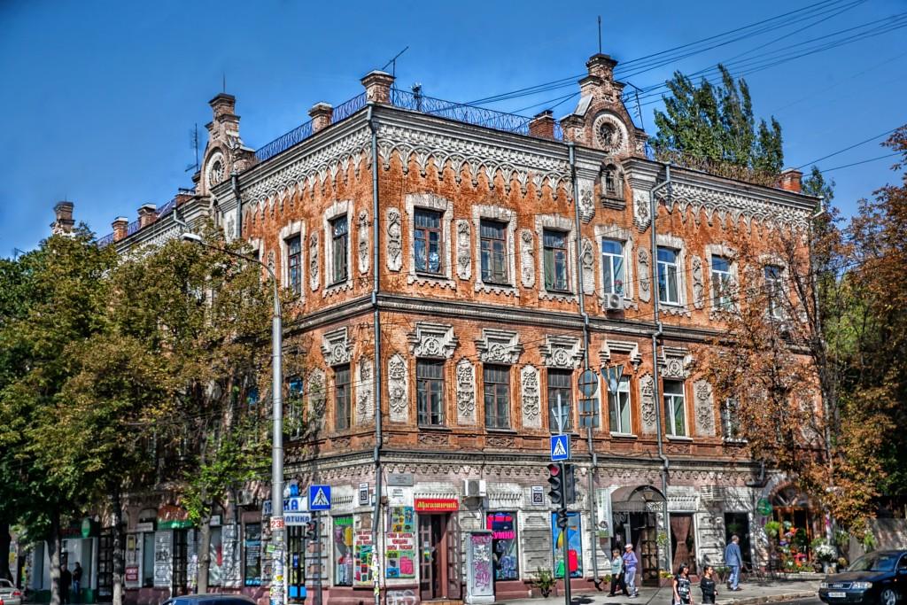 Будинок Лещинських