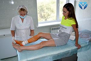 Фото 5_Врачи клиники ортопедии и спортивной травмы вернули радость движения молодой маме из Мелитополя