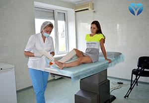 Фото 6_Врачи клиники ортопедии и спортивной травмы вернули радость движения молодой маме из Мелитополя