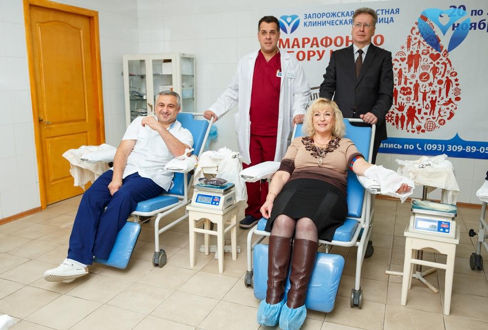 Фото 7_Марафон по сбору донорской крови набирает обороты