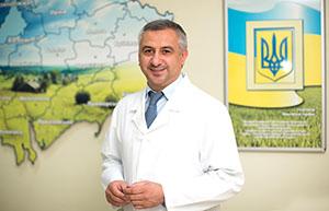 Фото 8_Главврач Запорожской областной клинической больницы Игорь Шишка