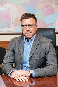 Почетный консул Австрийской республики в Запорожье Борис Шестопалов