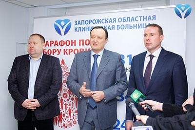 Фото 1_В ЗОКБ подвели итоги донорского марафона