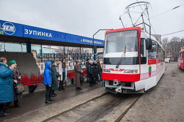 Мэр трамвай