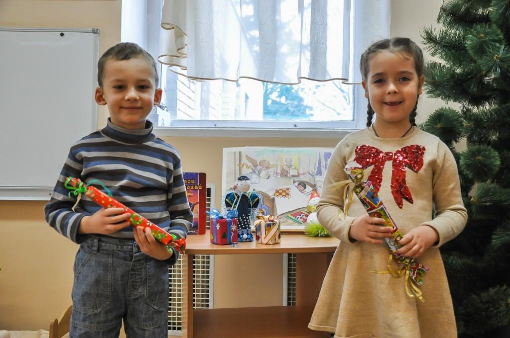 Саша і Настя