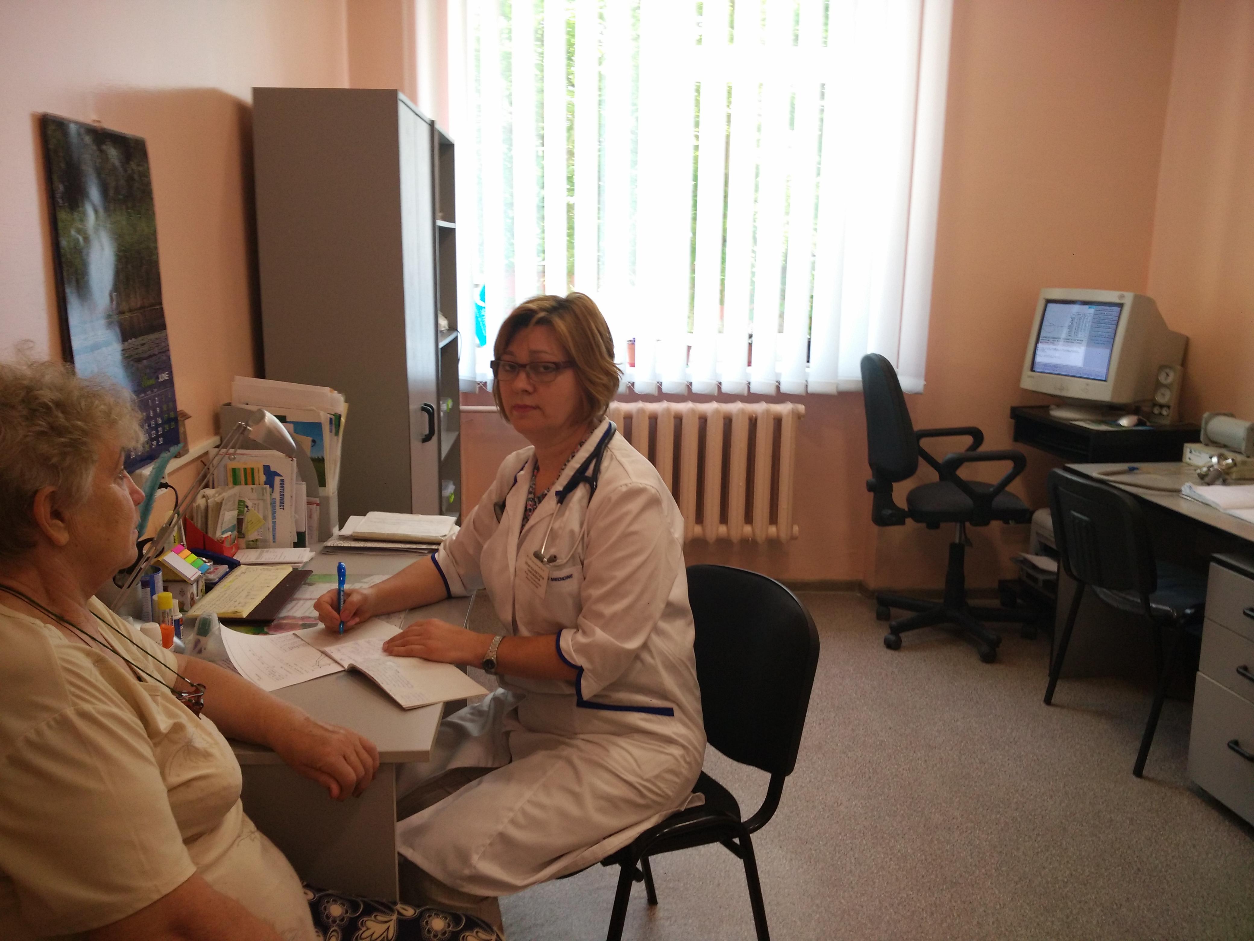 пульмонолог Ершова В.Т.
