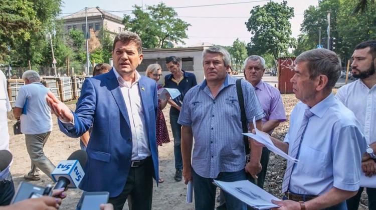 проспект Маяковского