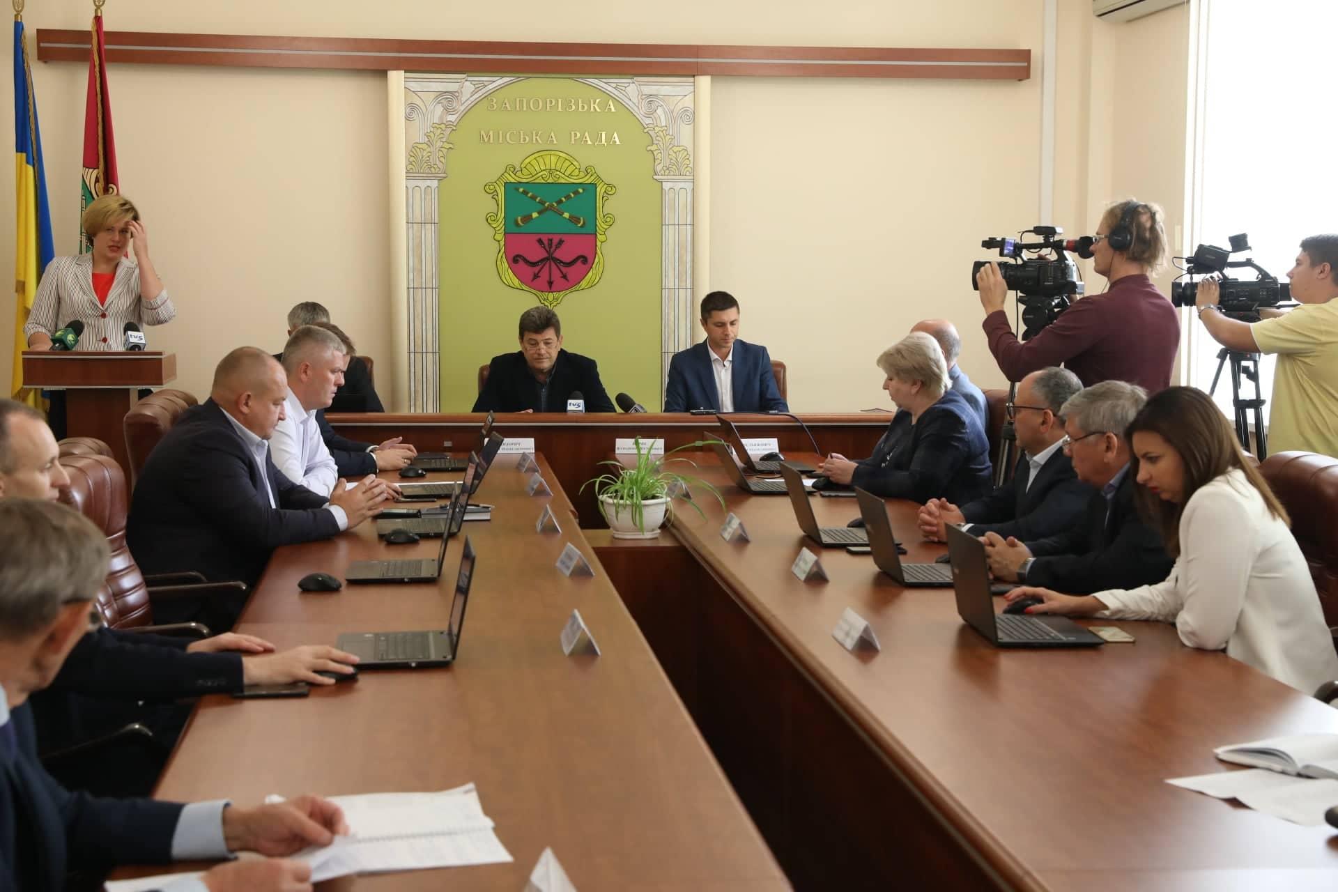 Виділення житла та нові тарифи на вивіз сміття: у Запоріжжі відбулось засідання міськвиконкому