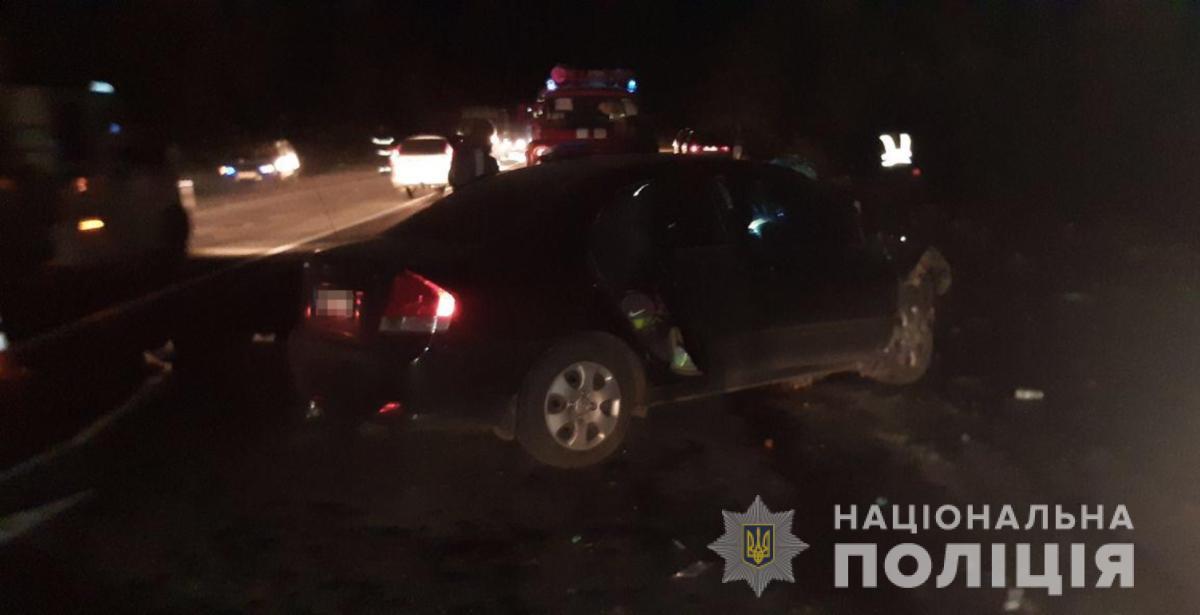 На Запоріжжі сталася ДТП – постраждали водії та пасажирка