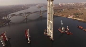 В держбюджеті про запорізькі мости забули