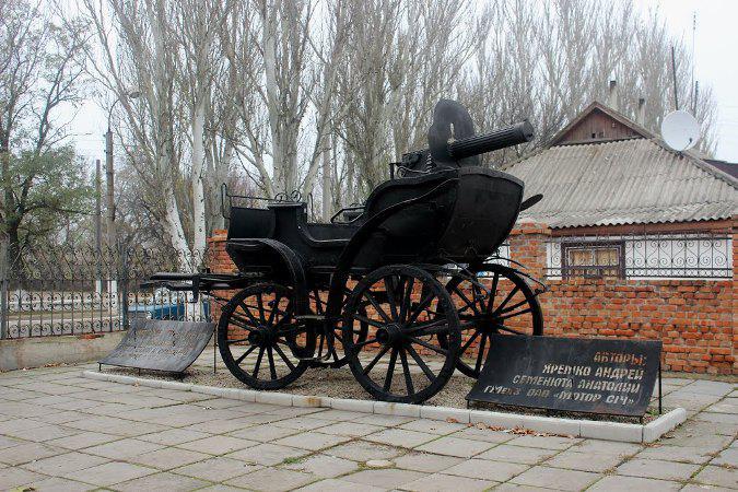 Список топ-місць для подорожей у Запорізькій області