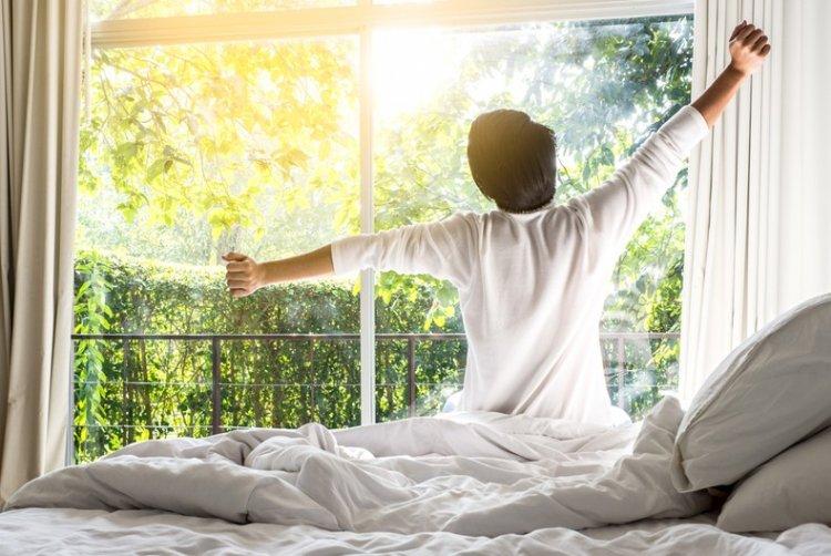 Вчимось прокидатися – алгоритм ефективного ранкового підйому