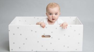 На Запоріжжі батьки новонароджених отримали понад 15 тисяч бебі-боксів