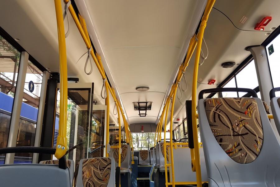У запорізьких автобусах розповідатимуть про історію міста