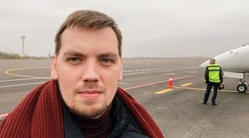 Прем'єр-міністр України побував у запорізькому аеропорту