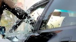 У запорізьких поліцейських викрали автомобіль