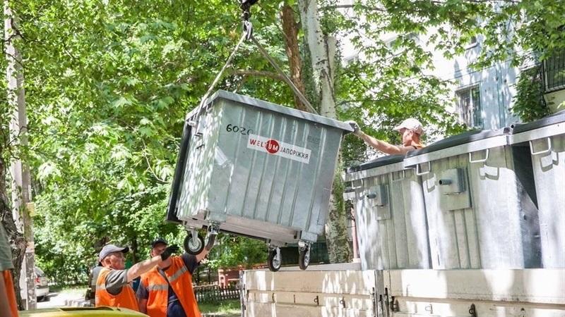 Скільки запоріжці платитимуть за вивезення сміття