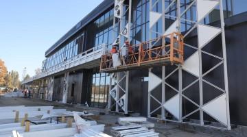 Коли добудуть новий термінал у запорізькому аеропорту