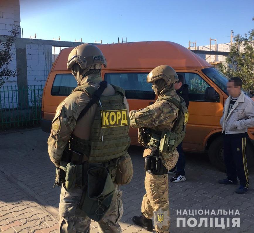 Керівника запорізького інтернату затримали за торгівлю дітьми