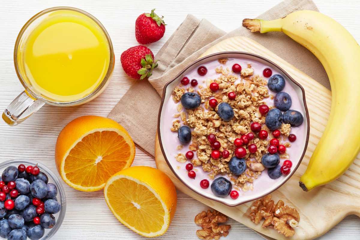 ТОП-5 корисних сніданків