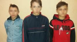 На Запоріжжі поліцейські повернули трьох підлітків