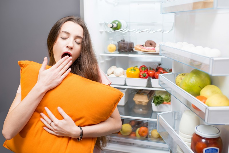 5 продуктів для міцного сну