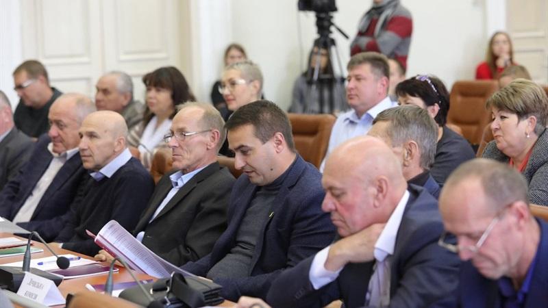 Лідери запорізьких громад обговорять з народними депутатами бюджет на наступний рік